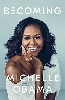 [Book Review] Becoming by Michelle Obama